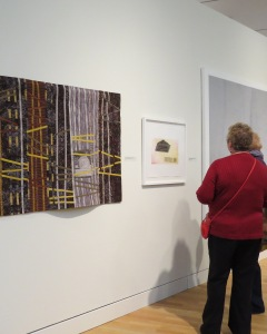 NBMAA 2015 - gallery wall